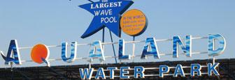 Corfu Aqualand Waterpark een populair uitstapje