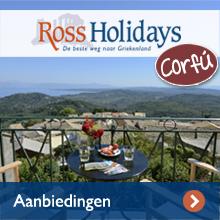 Corfu rustige vakanties